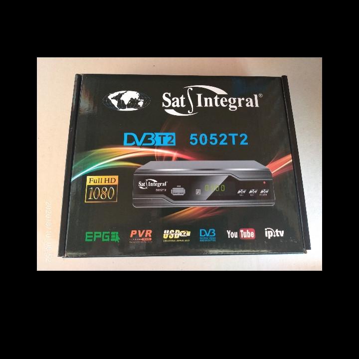 Цифровой тюнер Т2 Sat-Integtal 5052T2