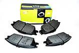 Hyundai Getz \ Хюндай Гетц ПЕРЕДНИЕ тормозные колодки + воздушный фильтр в подарок, фото 2