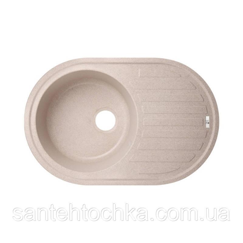 Кухонная мойка Lidz 780x500/200 MAR-07