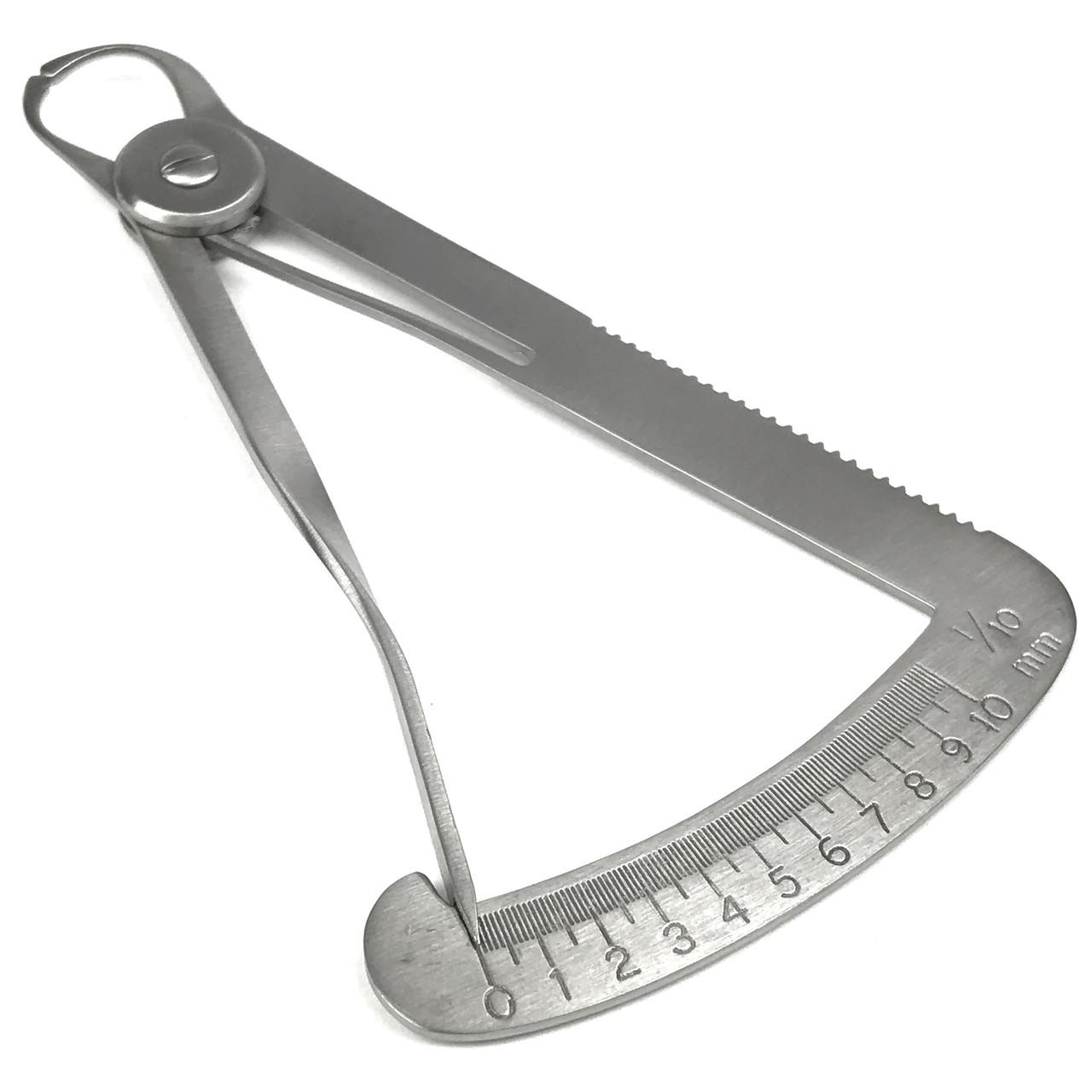 Калибратор стоматологический для воска по IWANSON. Длина 10 см SURGIWELOMED