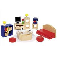 Игровой набор Goki Мебель для гостиной 2 (51749G)