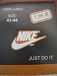 """Мужские носки """"в стиле"""" """"Nike"""".  Высокий. р. 41-44. Ассорти., фото 3"""