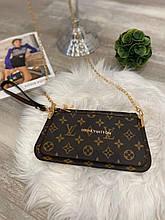 Стильна жіноча Сумка в стилі Louis Vuitton, Луї Вітон