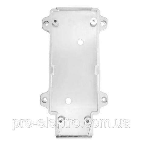 Настенное крепление белое, пластик, для трекового LED светильника 30W EH-NKRP-0010, фото 2