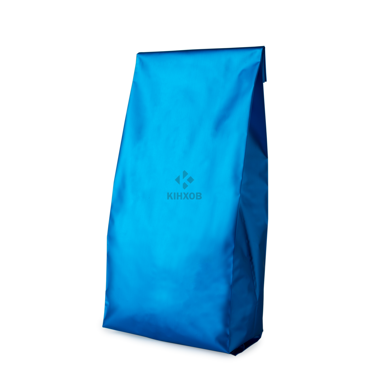 Пакет з центральним швом 135*360 ф (35+35) аквамарин