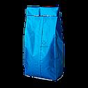 Пакет з центральним швом 135*360 ф (35+35) аквамарин, фото 3