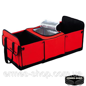 Автомобільний органайзер   Термосумка в багажник автомобіля Trunk Organizer & Cooler