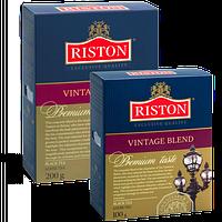 Чай Черный Крупнолистовой Винтейдж Бленд 100гр. Riston