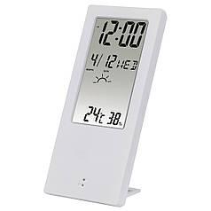 Термометр/гігрометр HAMA TH 140 з індикатором погоди white артикул 00176914