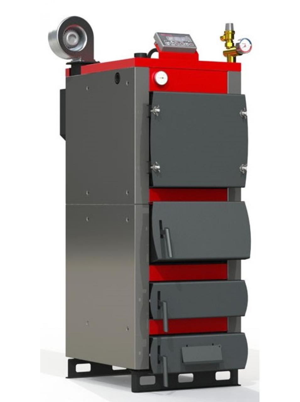 Котел длительного горения ProTech ТТ-30 кВт Smart MW с микропроцессорным контроллером (автоматикой)