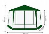 Шатер, палатка з москітною сіткою 4*2.6м, фото 4