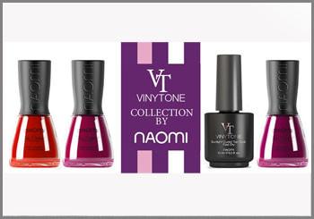 Лак для ногтей Naomi Vinytone 12 мл