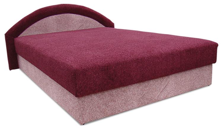 Мягкая кровать Ривьера 160 Вика (матрасная ткань)