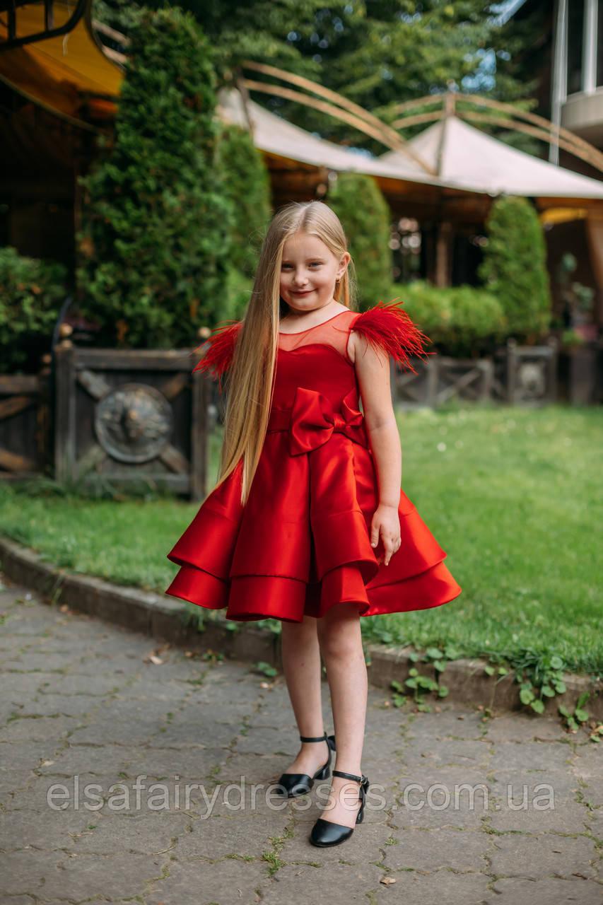 """Модель """"LIZZI 2"""" - дитяча сукня / детское платье"""