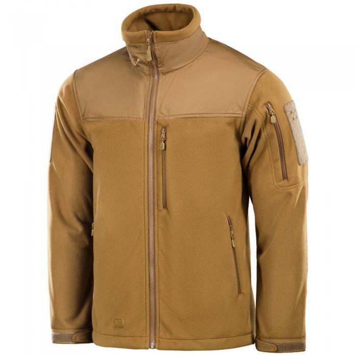 M-Tac куртка Alpha Windblock Fleece Coyote Brown