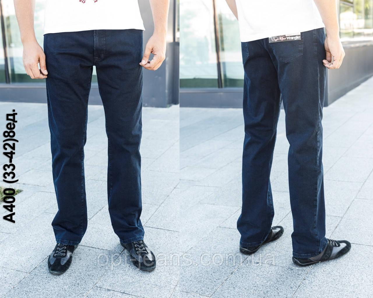 WR мужские котоновые джинсы (32-42/8ед.) Осень 2020