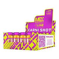 Жиросжигатель MEX Nutrition Carni Shot 20 x 70 мл