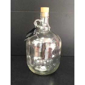 Бутылка под напитки 3л