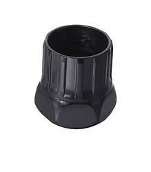 Съёмник трещотки / кассеты хорошего качества в черном цвете