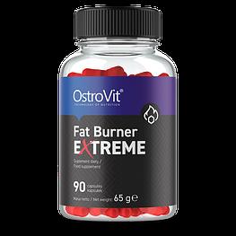 Жироспалювач Fat Burner Extreme OstroVit 90 капсул
