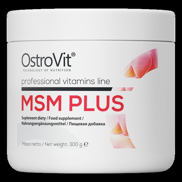 MSM Plus OstroVit 300 г