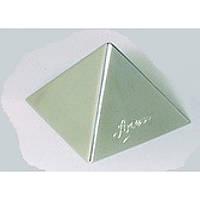 Форма пирамида 8,9см,Н=3,75см Ateco арт.4031