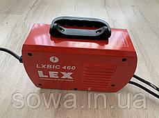 Пуско-зарядное устройство LEX LXBIC460 ( 12В / 24В ), фото 2