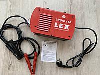 Пуско-зарядное устройство LEX LXBIC460 ( 12В / 24В )
