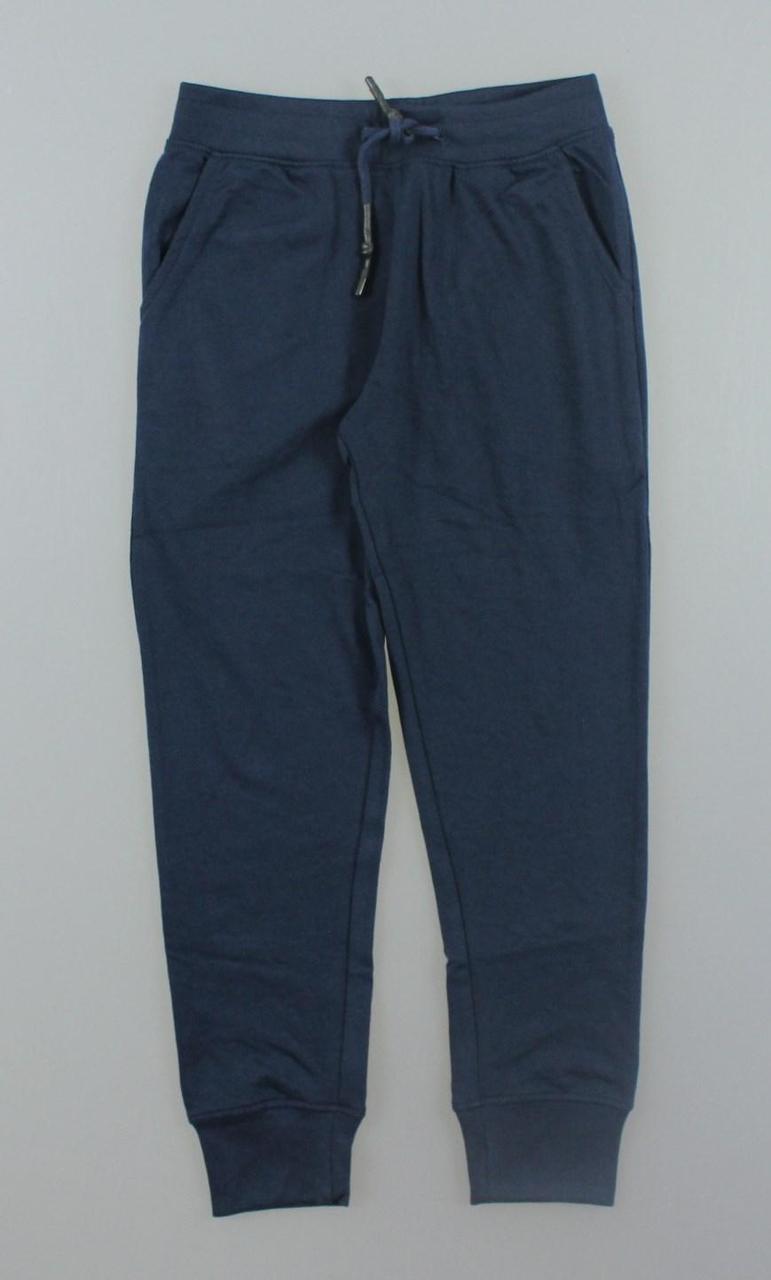 {есть:134,140,146} Спортивные брюки для мальчиков Glo-Story,  Артикул: BRT-B0523-синий [134]