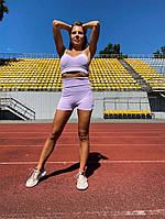 Светоотражающий женский комплект Lamei Фиолетовый, фото 1