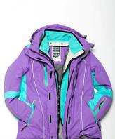 Куртка Freever женская фиолетовая 7009