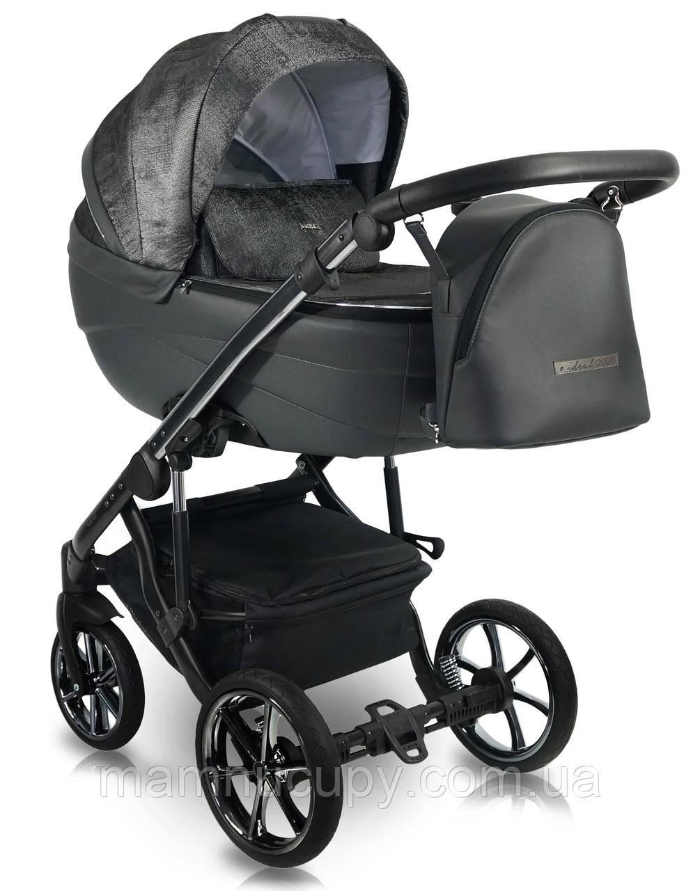 Детская универсальная коляска 2 в 1 Bexa Ideal New 2020 ID 01