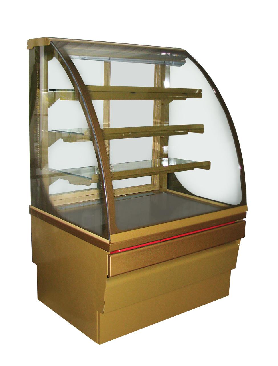Кондитерская витрина 0,9 Cremona РОСС (холодильная)