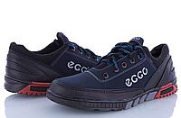 Спортивная мужская обувь, кроссовки для мужчин темно синие