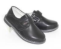 Туфли для мальчика в черном цвете, фото 1