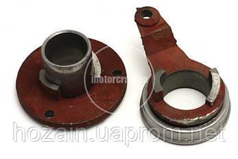 Патрон рычага выжимного подшипника (рычаг+ втулка+подшипник+основание), фото 2