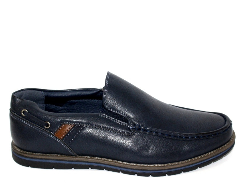 Демисезонная детская и подростковая обувь, туфли для мальчика