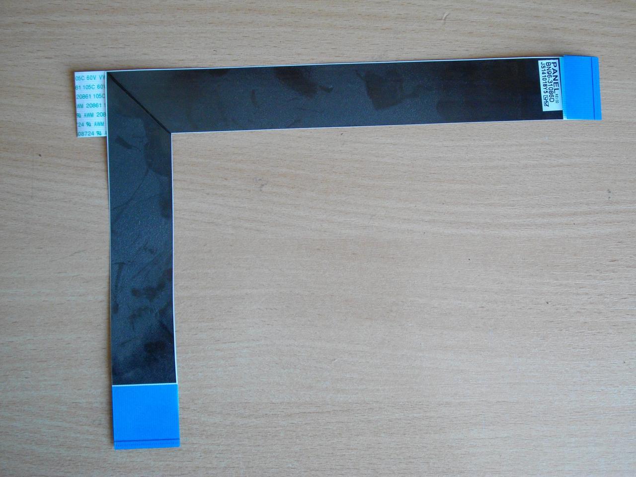 Шлейф матрицы BN96-31086D, JS141018Y5 бу для телевизора Samsung UE32H4000AK