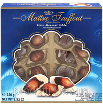 Шоколадні цукерки Maitre Truffout Feine Meeresfrüchte, 250g