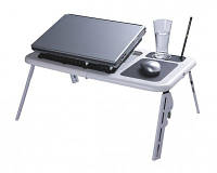 Cтолик для ноутбука, подставка для ноутбука - E-Table, фото 1