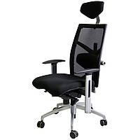 Кресло руководителя EXACT Black fabric mesh Office4You