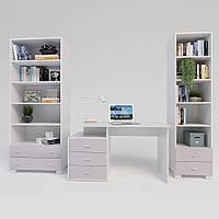 Комплект подростковой мебели  Х-Скаут-22 розовый мат