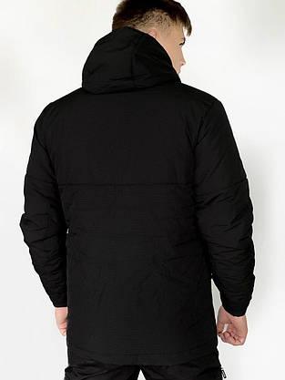Демисезонная Куртка Waterproof Intruder (черный), фото 2