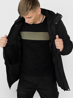 Демисезонная Куртка Waterproof Intruder (черный), фото 3