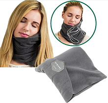 Подушка-шарф для путешествий Travel pillow