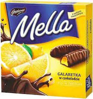 Мармелад Goplana Mella лимонный в шоколаде ,190 г