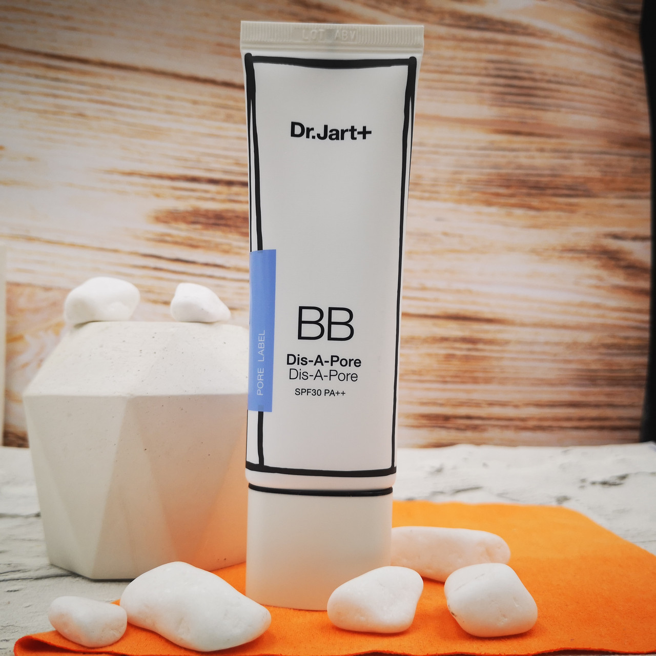 BB крем Dr. Jart+ для кожи с расширенными порами Dis-A-Pore Beauty Balm SPF30 PA++ (Blue)