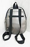Рюкзак женский городской кожзам, фото 3