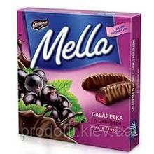 Мармелад Goplana Mella чорна смородина в шоколаді ,190 г