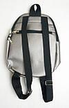 Рюкзак женский городской кожзам, фото 4